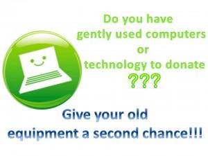 Donate Laptop